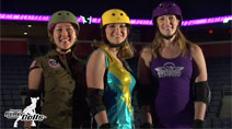 Denver Roller Dolls PSA for ISWM